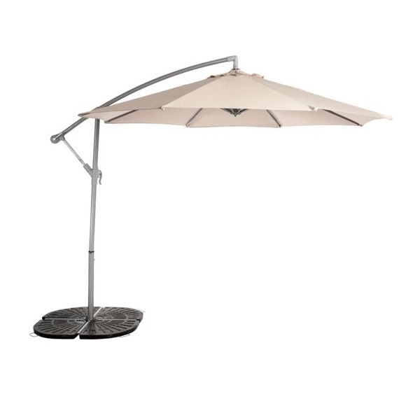 Cantilever Parasol (Round Canopy)