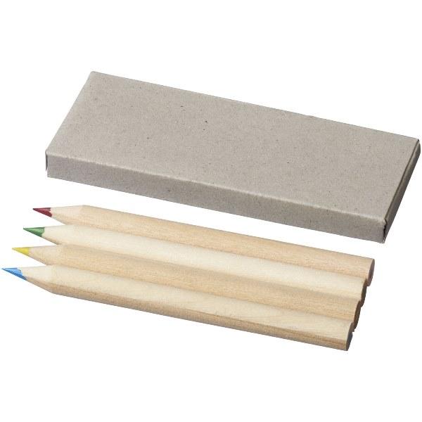 Tullik 4-piece Coloured Pencil Set FC