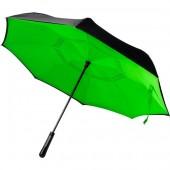 Reversible, Twin-Layer Umbrella