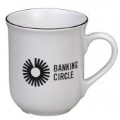 Bell Earthenware Mug