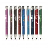 Crosby Shiny Pen w/Bottom Stylus
