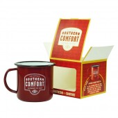 Full Colour Enamel Mug Display Box (Assembled)