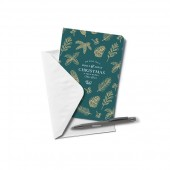 Greetings Card with Ergo Soft Balpen