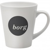 Deco Earthenware Mug