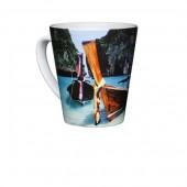 SatinSub® Latte PhotoMug